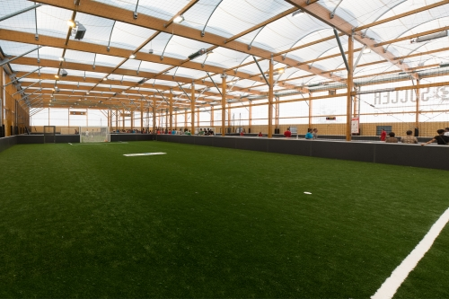 Indoor soccer building 4.JPG
