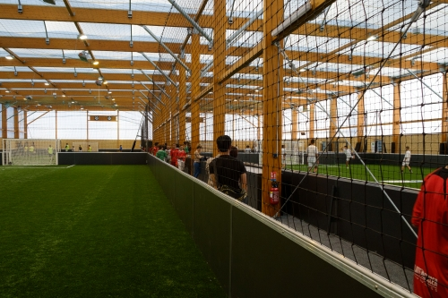 Indoor soccer building 5.JPG