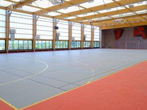5 SPORTS FACILITY CONSTRUCTION tensile