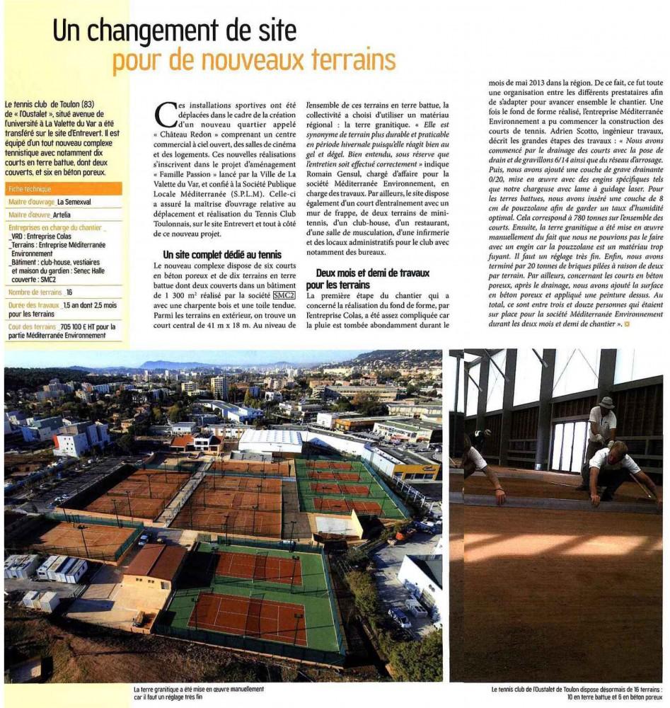Terrains de Sport 02.04.2014