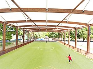 SMC2 sport and leisure construction